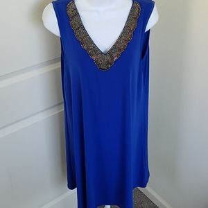 Spense shift dress